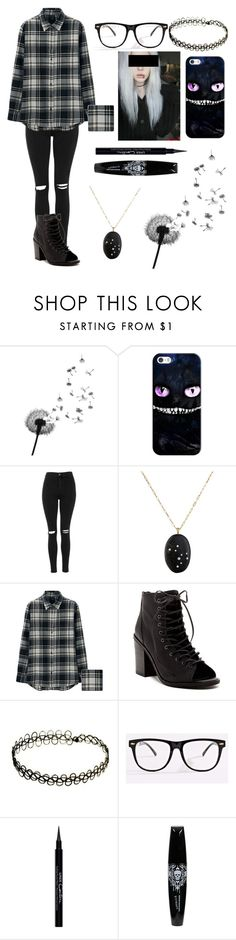 """"" by abbyfuenciado ❤ liked on Polyvore featuring Casetify, Topshop, Venyx, Uniqlo, Steve Madden and Givenchy"