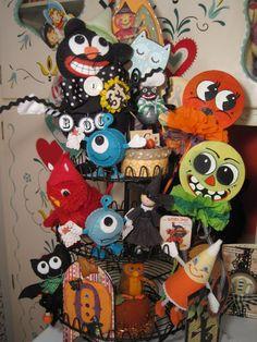 Creative Breathing: Halloween Shakers