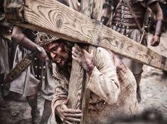 La Biblia: fotos de la serie