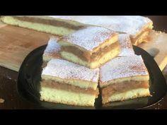 Placinta Cu Mere Cu Aluat Turnat! Cea mai delicioasa rețeta de prăjitura cu mere fără cântar! - YouTube Tiramisu, Ethnic Recipes, Food, Kuchen, Essen, Meals, Tiramisu Cake, Yemek, Eten