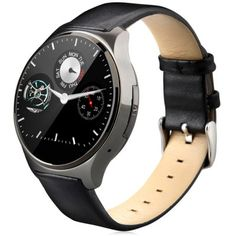 Oukitel A29 smartwatch phone is among the many smartwatches which support the phone feature with much resemblance to the LG G watch Urbane.