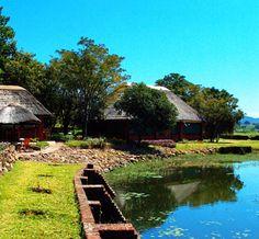 #Kambiri Lodge #SengaBay #LakeMalawi Campsite, Lodges, Garden Bridge, Golf Courses, Wildlife, Africa, Cottage, Outdoor Structures, Places