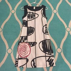 Desigual dress Elegant but fun, as always. Worn once. Like new condition. Desigual Dresses