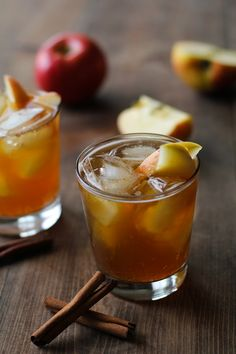 Apple Cider Kombucha - make this delicious, healthy, naturally fermented beverage at home!