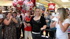 b306b85f147cc8 Ceroc Flash Mob Wedding Proposal Northlands Mall Christchurch New Zealand  2014
