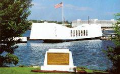 Seeks Ghosts: Pearl Harbor: The Ghost of the USS Arizona