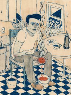Chet Baker by Tony Huynh