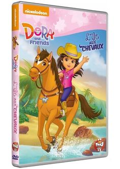 Dora and Friends - L Île aux chevaux  - DVD