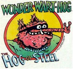 Wonder warthog