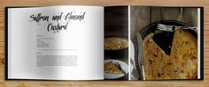 Gold Diggers Cookbook by Njabulo Mkhize, via Behance