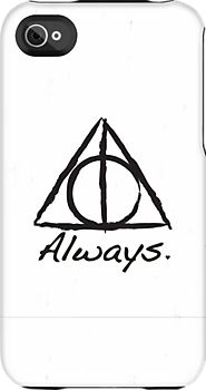 Deathly Hallows iphone capsule