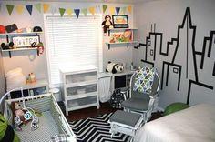 dormitorios bebe modernos - Buscar con Google