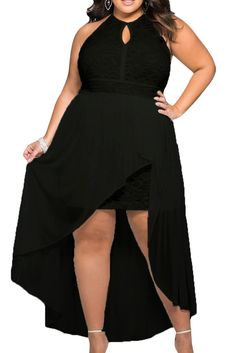 Prix: €28.01 Robe Taille Occasion speciale Dentelle Noire Chic Modebuy.com @Modebuy #Modebuy #femmes #sexy #gros #styles #femme #Noir #style #Grande #me #ilovemyfollowers #comment #teamfollowback #Acheter #skirt