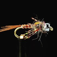 We are now fans of all the punk and mad max styled flies created by @ebbsforce1. #fishing #flyfishing #fluefiske #flugfiske.