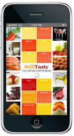 Stilltasty.com... I use this website all the time and wanted to share it! A guide to the shelf life of all kinds of food items (an opened jar of salsa, potatoes, etc.), and tips on how to store and freeze those items to make them last. It saves me from throwing away produce that is still good! :)