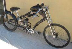 KC's Kruisers - Motorized Bike Forum - KC`s JAOS Chopper