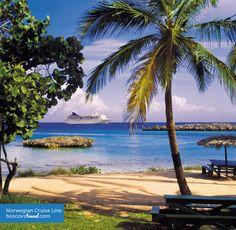 Norwegian Cruise Line Island Time #Travel #Cruise #NCL