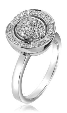 Joy de la Luz | Ring cz silver/cz  €95,00