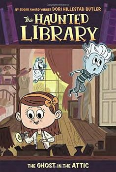 Amazon.com: The Ghost in the Attic #2 (The Haunted Library) (9780448462448)…