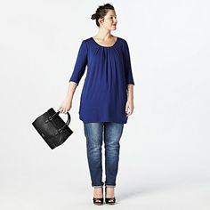 whkmp's GREAT LOOKS tuniek grote maten kleding