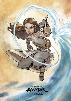 KATARA More for my Avatar collection!