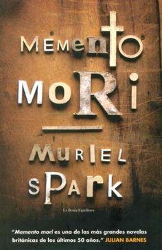 """""""Una escritora maravillosamente ingeniosa – lo mejor, creo, es Memento mori, una novela de una brillantez escalofriante."""" Tennessee Williams..."""