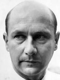 Donald Pleasence, actor 1919-95 The Great Escape..The Forger