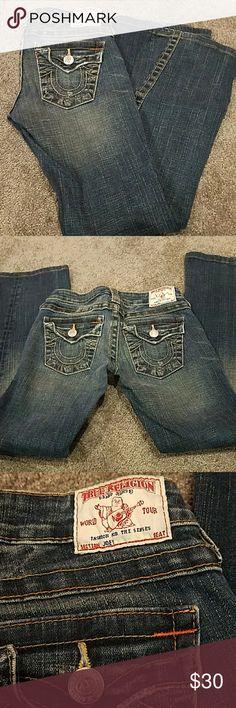True religion jeans Joey True Religion Jeans Flare & Wide Leg