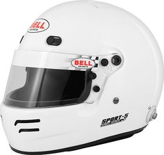 Bell Helmets - SPORT 5 FIA Approved