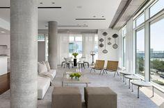 Downtown Manhattan Loft Renovation by Shelton, Mindel & Associates | HomeDSGN