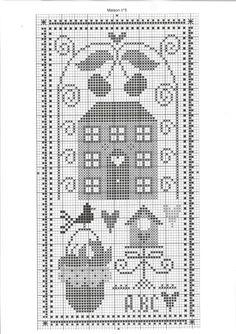 Point de croix -cross stitch ❤️✼❤️✼