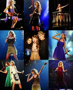 Speak Now Tour, CD and DVD were all so memorable! Makes me want to spin up the CD right now!