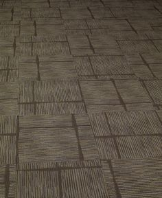 Vivid carpet tile (additional pattern) quarter turn installation