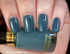 revlon nail polish color chic