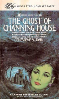 Genevieve St. John: The Ghost of Channing House