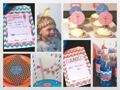 Indian Party Printables for Pinkfisch by FossDesign