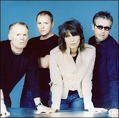 the pretenders Great Bands, Cool Bands, Chrissie Hynde, The Pretenders, 70s Music, Bob Seger, Rock Legends, Hard Rock, Rock N Roll