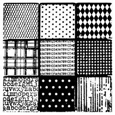 Stampers Anonymous-Wendy Vecchi Cling Mounted Rubber Stamp This stamp features thick foam stamps with deeply etched rubber Stamps cling to any clear