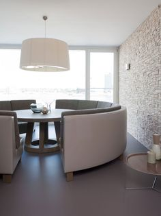 Apartment on the River Ij by Remy Meijers | HomeDSGN, a daily source for inspiration and fresh ideas on interior design and home decoration....