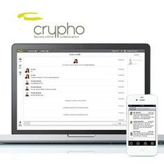 Crypho: Envío de archivos y Comunicaciones encriptadas para tu empresa