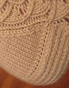 Picking Up Stitches In Knitting Socks : knit /crochet on Pinterest Linen Stitch, How To Knit and Knitting