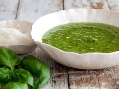 Get Basil Pesto Recipe from Food Network