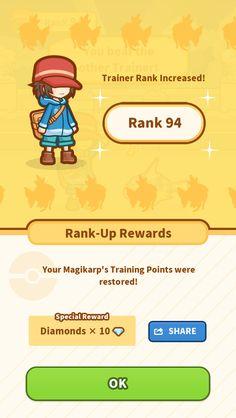 All right! My Rank went up to 94! #Magikarp http://appkmn.com/mj