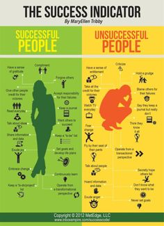The Success Indicator by Mary Ellen Tribby | jobwinningresumes