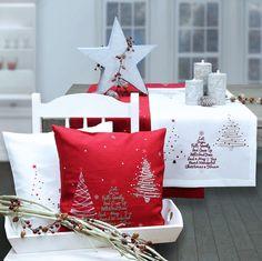 perfekt zu weihnachten sander tischdecke no nuts weihnachtsdeko pinterest popup. Black Bedroom Furniture Sets. Home Design Ideas