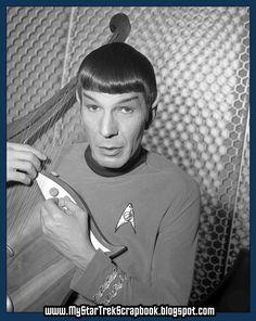 Spock leonard nimoy as