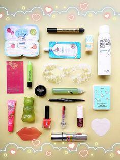 korean beauty haul: 20 internet-breaking products