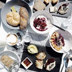Vienna, Brunch, Breakfast, Instagram, Morning Coffee