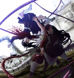 Kimetsu no Yaiba (Demon Slayer) Image - Zerochan Anime Image Board Manga Anime, Anime Demon, Anime Art, Demon Slayer, Slayer Anime, Funny Iphone Wallpaper, Cute Anime Pics, Demon Hunter, Warrior Girl