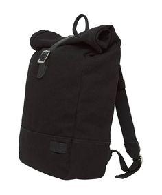 Canvas Rolltop Backpack / Rucksack